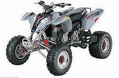 Polaris Scrambler 2004/2005 500 Service Repair Manual