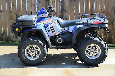 Polaris Sportsman 2004 600 / 700  Service Repair Manual