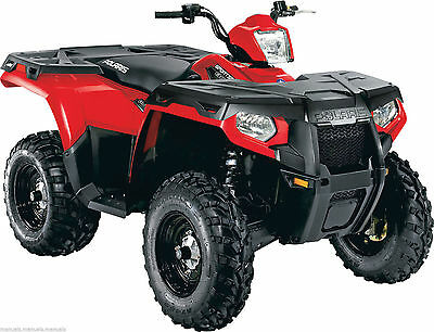 Polaris Sportsman 2007 700/800/800 X2EFI SERVICE MANUAL