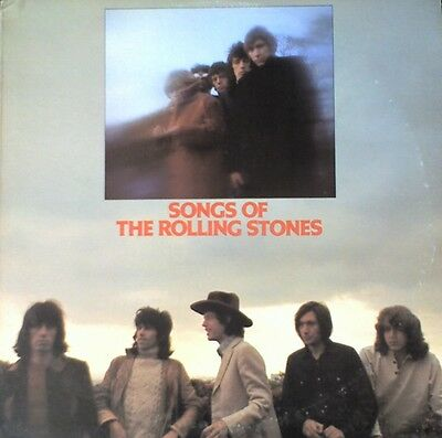 """songs Of The Rolling Stones"" Radio Promo Only Sampler Album"