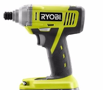 Ryobi ONE+ 18V Cordless Impact Driver Tool P1870 New Tool Only NO RESERVE