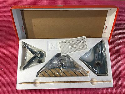 *NEW* JAPAN MADE mitutoyo 12 Inch combination square Set (machinist, Welding )