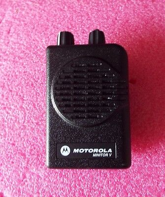 Motorola Minitor V pager A04KMS9238cc @3