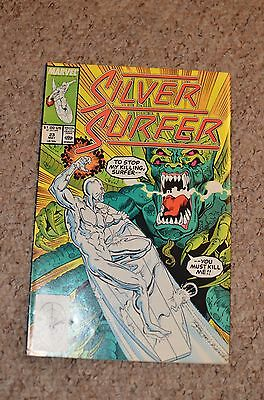 Marvel Comics Silver Surfer Vol 3 Issue 23 FN