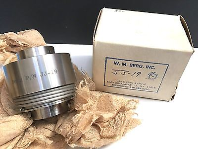 Berg Slip Coupling Jj-19    Unused
