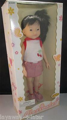 2004 CLASSMATES Be Yourself Vinyl DOLL Asian RARE Berenguer Chinese American