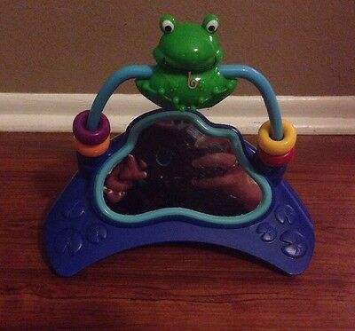 Baby Einstein Musical Motion Jumperoo Spinning Frog Mirror Toy Replacement Part