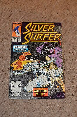 Marvel Comics Silver Surfer Vol 3 Issue 29 FN+