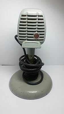 "Vintage Shure Brothers Microphone "" Cr80R """