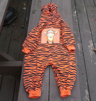 Disney Tigger Costume Toddler Size 18-24 Months