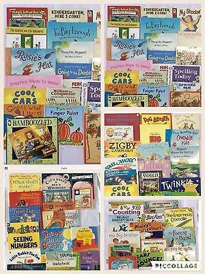 100 X PICTURE BOOKS BULK Suit Childcare Teacher Resources   CHILDRENS STORIES