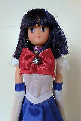"""2000 Irwin 11.5"""" Sailor Moon Saturn Anime RARE VERY HARD TO FIND EXCELLENT"""