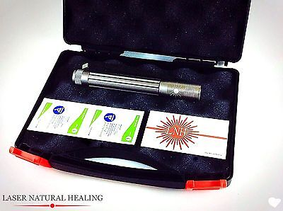 24 HOUR SALE-Cold Laser Kit-PRO 50- Deep Therapy -Gout, Plantar Fasciitis- LLLT
