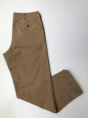 f8454a4962a3  158 J Crew Wallace   Barnes relaxed-fit military chino in Italian cotton