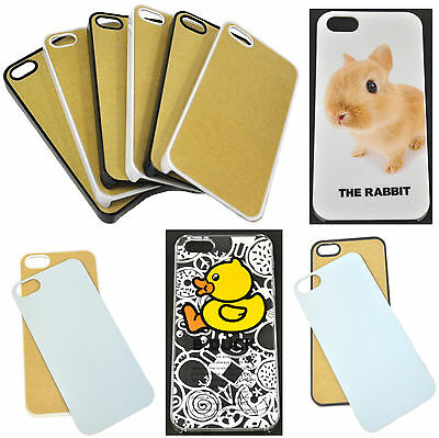 Customized Dye Sublimation Ink Heat Transfer Heat Press iPhone 5 Case/Cover,12pc