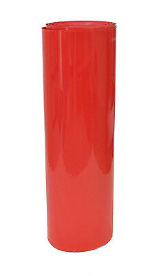 """3ftX20"""" PU Vinyl Red for any T-shirts Heat Press Transfer Logos Numbers Names"""