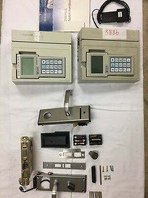 VingCard 2100 45 Complete Door Lock Sets with Encoders and Card Reader