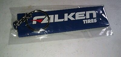 New in package Rare Falken Tire KEYCHAIN key chain fob promotional item + bonus