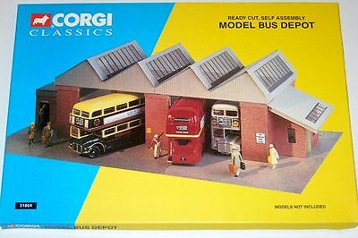 Corgi Classics 31804 Model Bus Depot