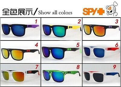SPY KEN BLOCK HELM Unisex Sunglasses UV400