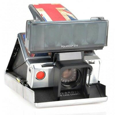 Polaroid sx 70 Kit close up lens per foto ravvicinate by ilMacchia