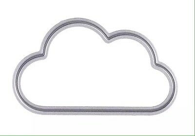 Cloud Metal Cutting Die For Scrapbooking And Card Making