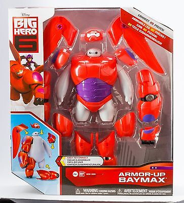 Disney - Big Hero 6 - Armor-up Baymax - Childs Playset - Suitable Ages 4+