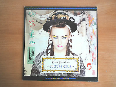 Vinyl Maxi-Single Culture Club. Karma Chameleon (Virgin. 1983) / Vinilo