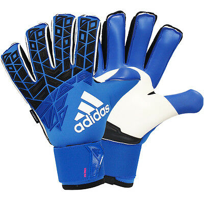 adidas ACE ZONES TRANS FINGERSAVE ALLROUND Goalkeeper Gloves Size