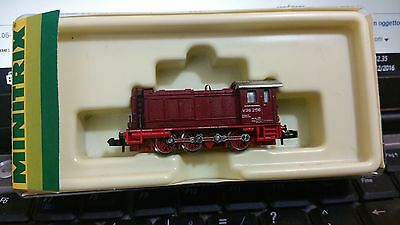 Minitrix N 1:160 12963 Db Epoche Iii V36 V 36 Diesellokomotive  Very Good Ovp