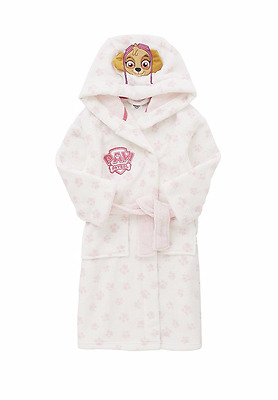 Girls SKYE Paw Patrol Dressing Gown 4-5 Years