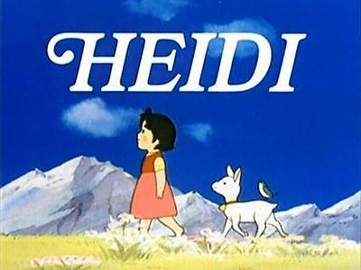 35mm HEIDI 2 IN CITTA' TOEI ANIME MOVIE/PELLICOLA/FILM SPANISH ハイジ  劇場版 2 アニメ 東映