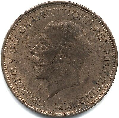 1936 George V One Penny***High Grade***Collectors***
