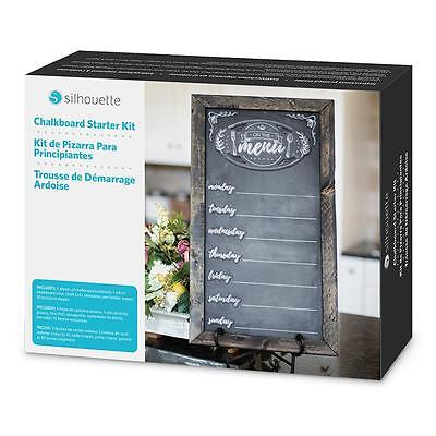 Silhouette CHALKBOARD STARTER KIT for Silhouette Cameo & Portrait Cutters