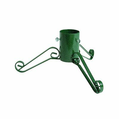 Bosmere G451 4-inch Christmas Tree Stand Sparkle Size - Green