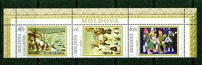 Moldova – 2006– Paintings –Vf  **