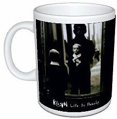 Korn Life Is Peachy Album Art Mug