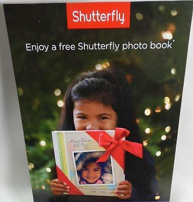 Shutterfly 8x8 Hard Cover Photo Book Code Expires 10/31/17