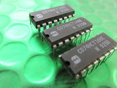 CD4518BE counter shift register 16pin dip UK New stock Harris   5 pieces    H235