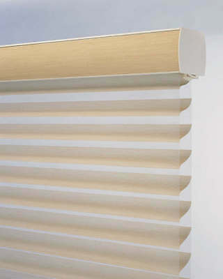 "Sheer Horizontal Shades 3"" or 2"" White or Ivory 60"" wide x 60"" Long"