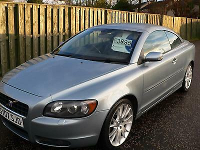 Volvo C70 2.4 D5 Geartronic 2007 SE Lux Diesel Convertible