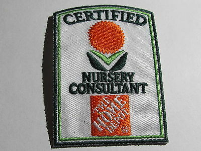 home depot certified nursery consultant  patch