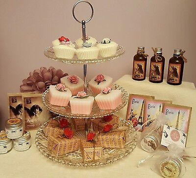 Pretty Little Treat Co. Vintage Style Bath & Body Treats; Make Your Own Gift Box