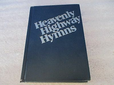 Brentwood Benson~HEAVENLY HIGHWAY HYMNS Hymnals~Hardcovers~Shape Notes~1956