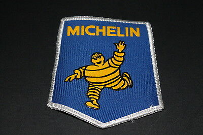 -05 Michelin Bibendum BIB Tire Reifen Motorrad Aufnäher Patch Bügler Application