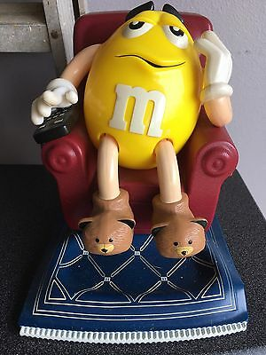 M&M's Candy Dispenser Machine Collectibles