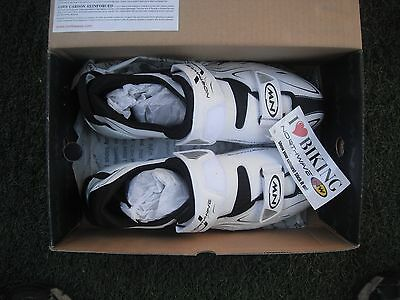 Northwave Tribute Carbon Triathlon Road Cycling Bicycle Shoes Size 45 or 42 NIB