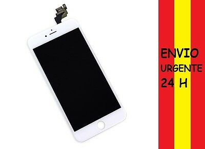 "Pantalla Tactil + Lcd Iphone 6 Plus 5,5"" A+++ Blanca Reemplazo Original."