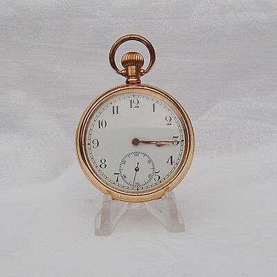 15 Jewels Antique Pocket Watch for repair.