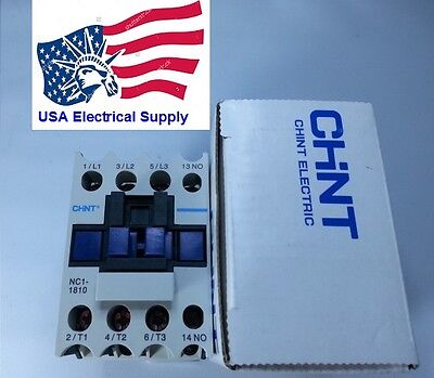Schneider  LC1D18 Replacemen for Chint Contactor NC1-1810 Coil 220V
